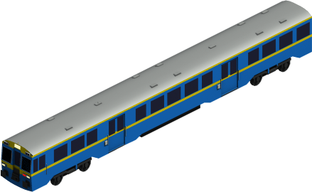 Preview of 440 class EMU in original colors.