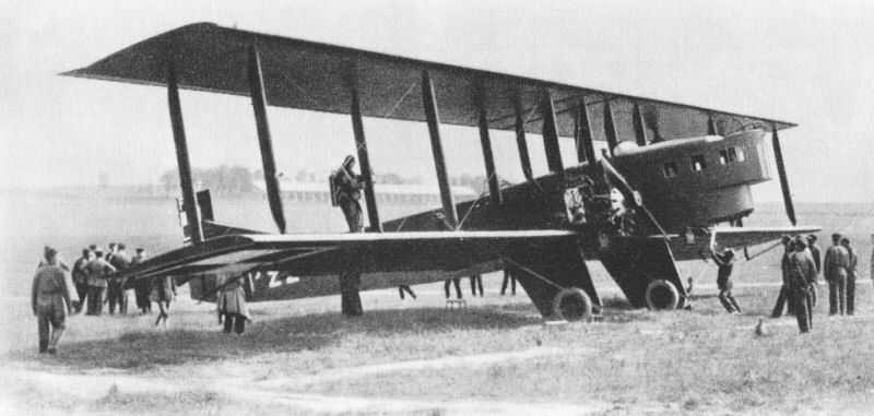 The Farman Goliath