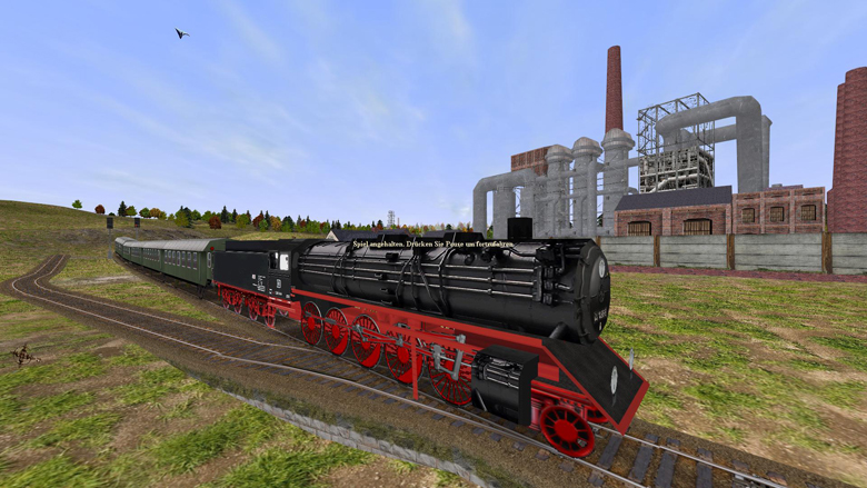 locomotives are very hard to retexture