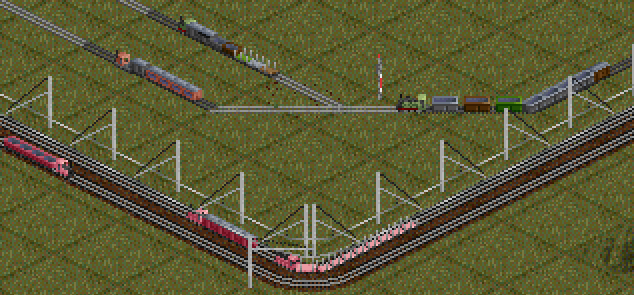 600mm narrow gauge trains and original HEQS industrial trams