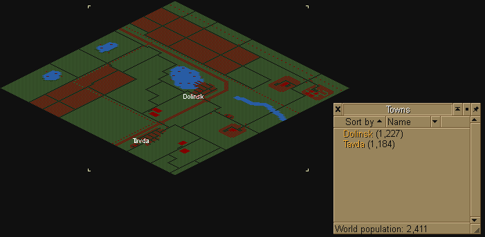 Map of scenario Village by the lake.png