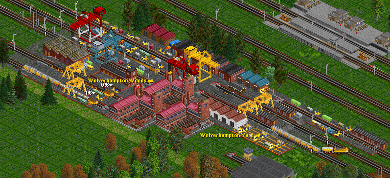 Industrial Stations Set in full glory!