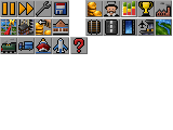 A possible layout of the openTTD DS icons.